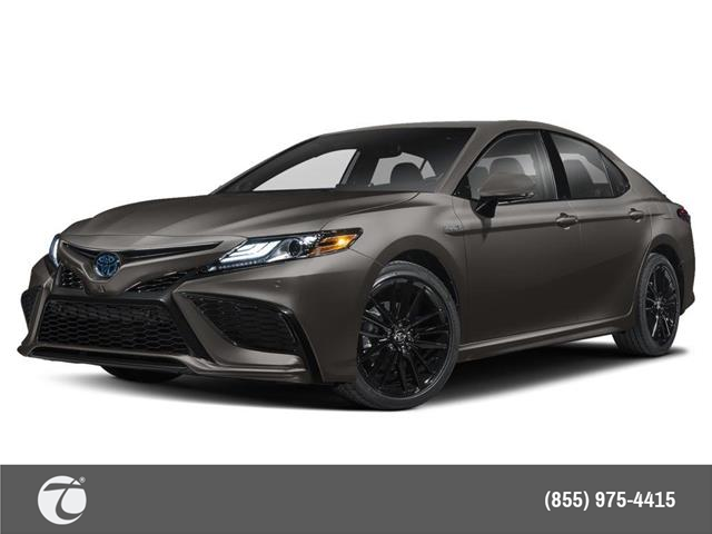 2021 Toyota Camry Hybrid XLE (Stk: M210254) in Mississauga - Image 1 of 3