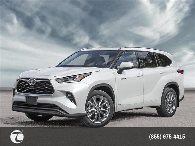 2021 Toyota Highlander Hybrid Limited (Stk: M210276) in Mississauga - Image 1 of 10