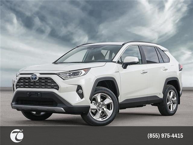 2021 Toyota RAV4 Hybrid Limited (Stk: M210285) in Mississauga - Image 1 of 10