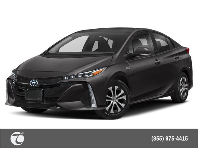 2021 Toyota Prius Prime Base (Stk: M210307) in Mississauga - Image 1 of 8
