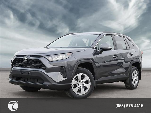 2021 Toyota RAV4 LE (Stk: M210324) in Mississauga - Image 1 of 23