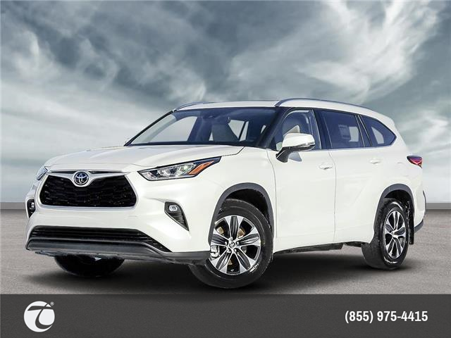 2021 Toyota Highlander XLE (Stk: M210336) in Mississauga - Image 1 of 10
