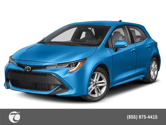 2021 Toyota Corolla Hatchback Base (Stk: M210374) in Mississauga - Image 1 of 9