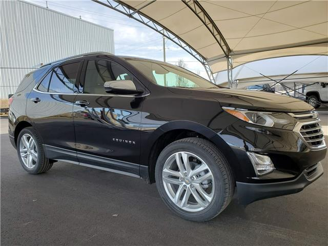 2021 Chevrolet Equinox Premier (Stk: 187320) in AIRDRIE - Image 1 of 36