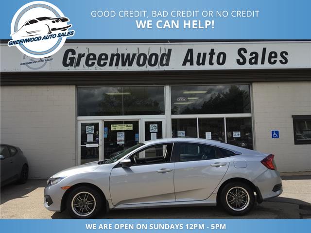 2017 Honda Civic LX (Stk: 17-22289) in Greenwood - Image 1 of 20