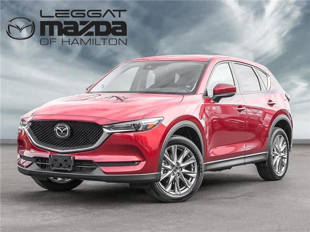 2021 Mazda CX-5 GT w/Turbo (Stk: HN3233) in Hamilton - Image 1 of 23