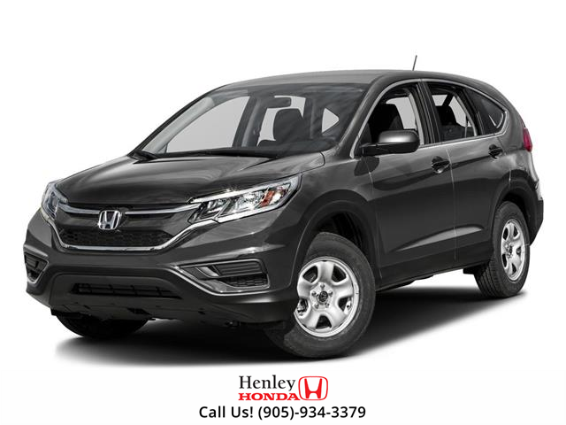 2016 Honda CR-V BLUETOOTH | REAR CAM | HEATED SEATS (Stk: H19555A) in St. Catharines - Image 1 of 3