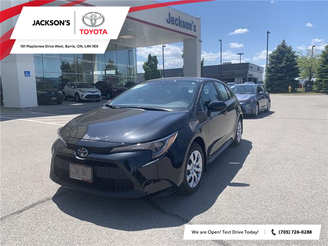 2021 Toyota Corolla LE (Stk: 15583) in Barrie - Image 1 of 11