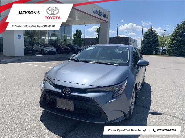 2021 Toyota Corolla LE (Stk: 14441) in Barrie - Image 1 of 11
