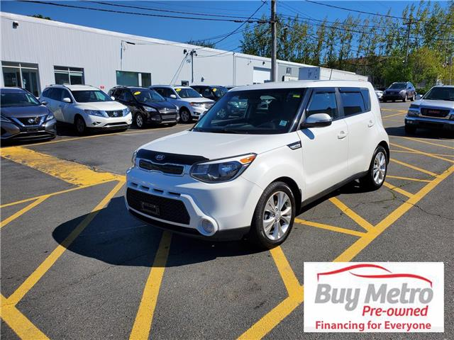 2016 Kia Soul EX+ w/Primo Package (Stk: p21-114) in Dartmouth - Image 1 of 13