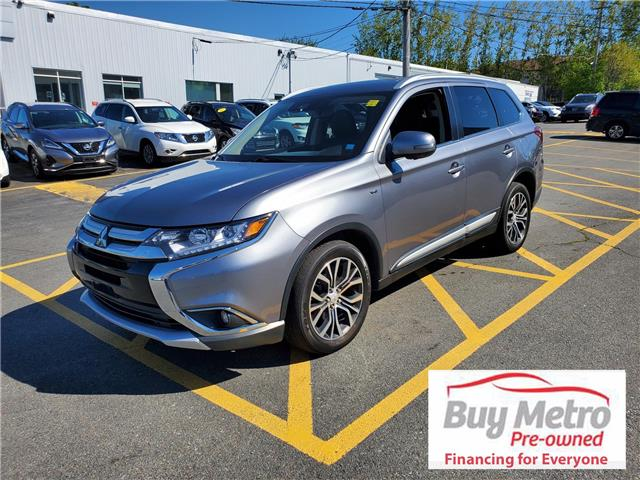 2017 Mitsubishi Outlander GT S-AWC (Stk: p21-143) in Dartmouth - Image 1 of 17