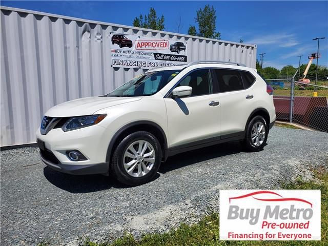 2015 Nissan Rogue SV AWD (Stk: p21-140) in Dartmouth - Image 1 of 13