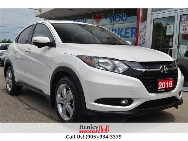 2016 Honda HR-V SUNROOF | HEATED SEATS | REAR CAM (Stk: H19614A) in St. Catharines - Image 1 of 24
