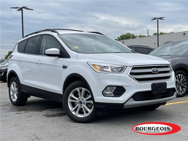 2018 Ford Escape SE (Stk: 0298PT) in Midland - Image 1 of 13