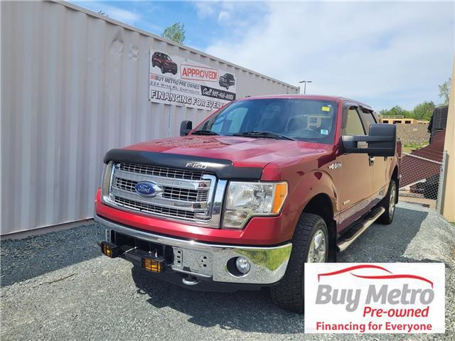2014 Ford F-150 XLT SuperCrew 6.5-ft. Bed 4WD (Stk: p20-229a) in Dartmouth - Image 1 of 13