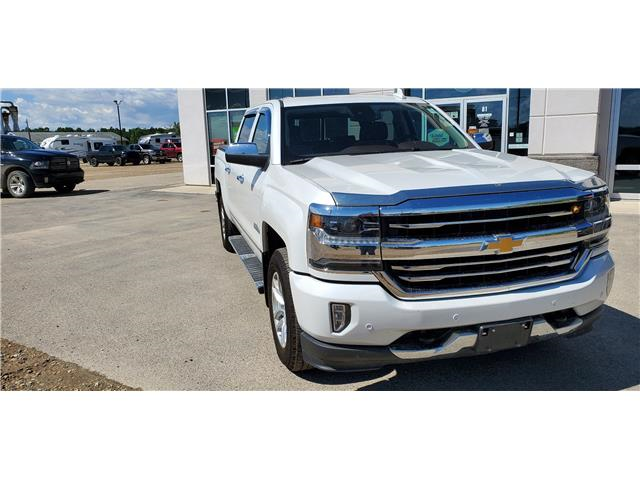 2017 Chevrolet Silverado 1500 High Country (Stk: B0196) in Humboldt - Image 1 of 16