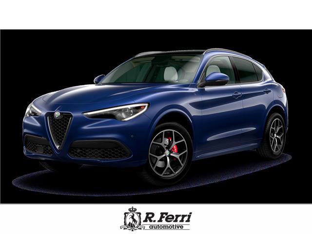 2021 Alfa Romeo Stelvio ti (Stk: 747AR) in Woodbridge - Image 1 of 1