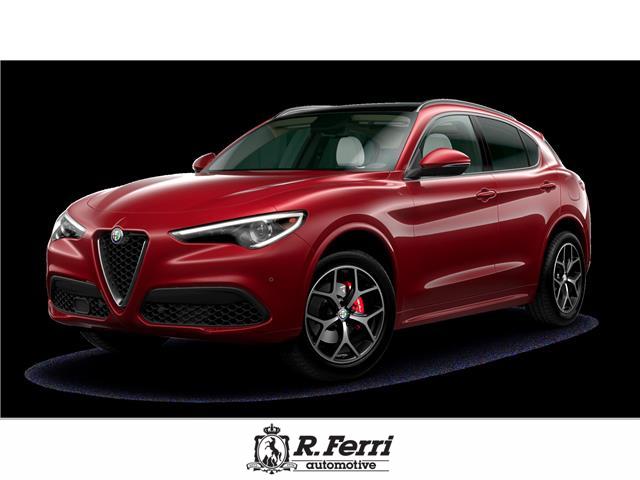 2021 Alfa Romeo Stelvio ti (Stk: 739AR) in Woodbridge - Image 1 of 1