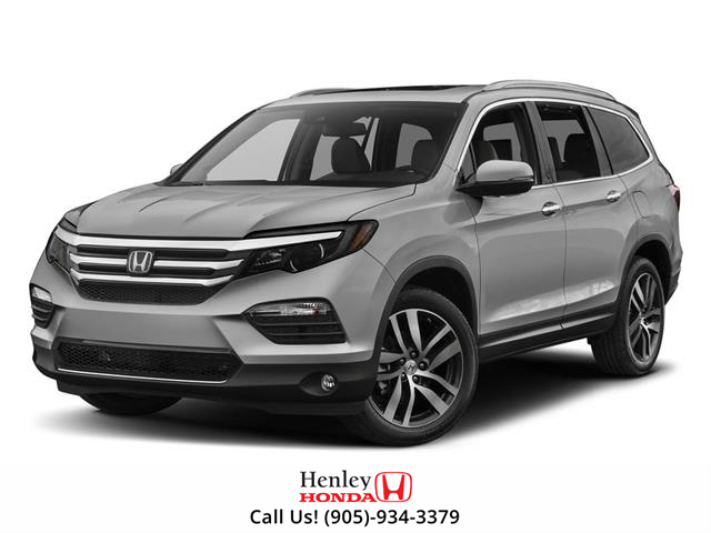 2017 Honda Pilot NAV | LEATHER | REAR CAM | BLUETOOTH (Stk: R10219) in St. Catharines - Image 1 of 3