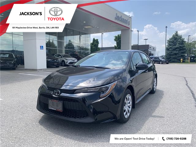 2021 Toyota Corolla LE (Stk: 16725) in Barrie - Image 1 of 12