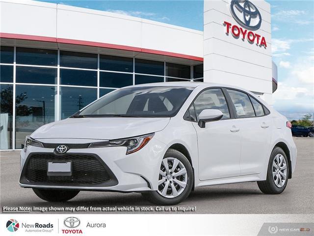 2021 Toyota Corolla LE (Stk: 32623) in Aurora - Image 1 of 22