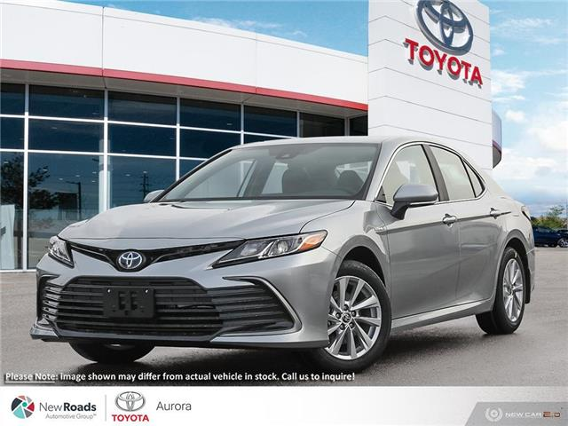 2021 Toyota Camry Hybrid LE (Stk: 32589) in Aurora - Image 1 of 23
