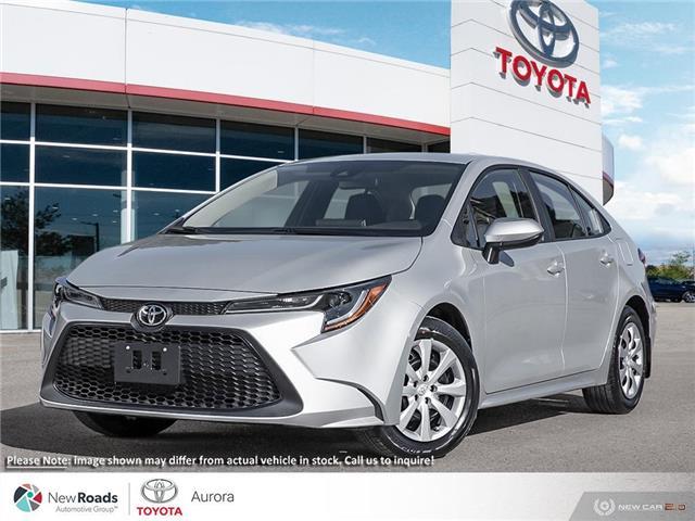 2021 Toyota Corolla LE (Stk: 32391) in Aurora - Image 1 of 21
