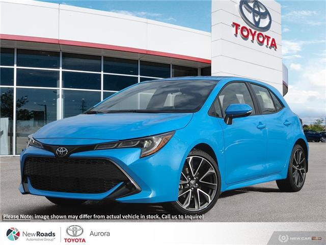 2021 Toyota Corolla Hatchback Base (Stk: 32317) in Aurora - Image 1 of 23