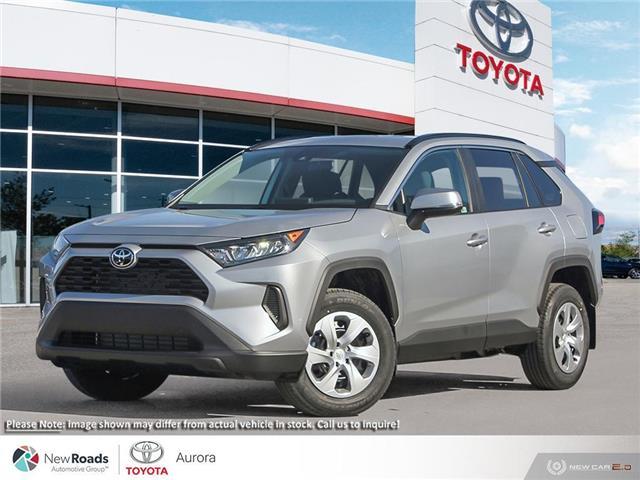 2021 Toyota RAV4 LE (Stk: 32639) in Aurora - Image 1 of 23