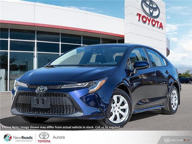 2021 Toyota Corolla LE (Stk: 32627) in Aurora - Image 1 of 23