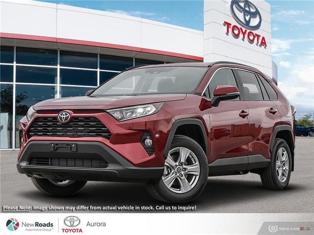 2021 Toyota RAV4 XLE (Stk: 32542) in Aurora - Image 1 of 23