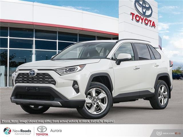 2021 Toyota RAV4 Hybrid Limited (Stk: 32647) in Aurora - Image 1 of 23