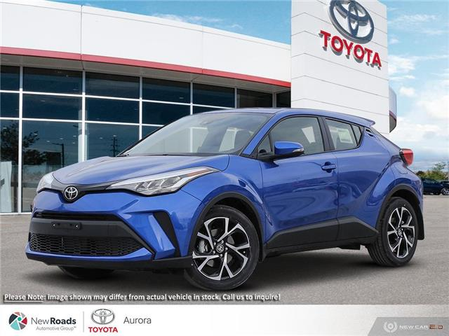 2021 Toyota C-HR XLE Premium (Stk: 32501) in Aurora - Image 1 of 22
