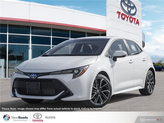 2021 Toyota Corolla Hatchback Base (Stk: 32274) in Aurora - Image 1 of 23