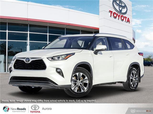 2021 Toyota Highlander XLE (Stk: 32593) in Aurora - Image 1 of 22