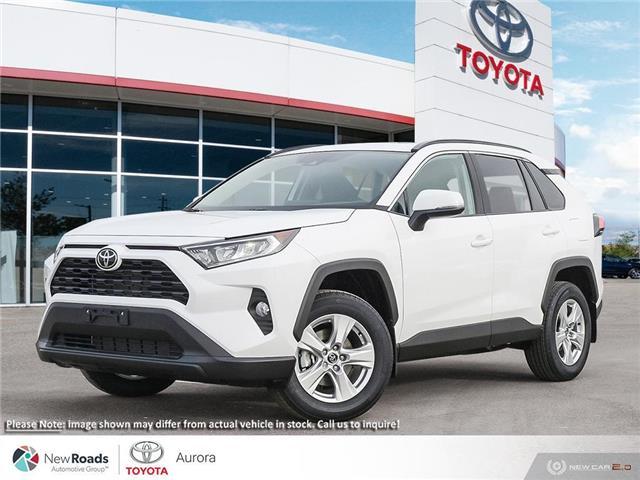 2021 Toyota RAV4 XLE (Stk: 32526) in Aurora - Image 1 of 23