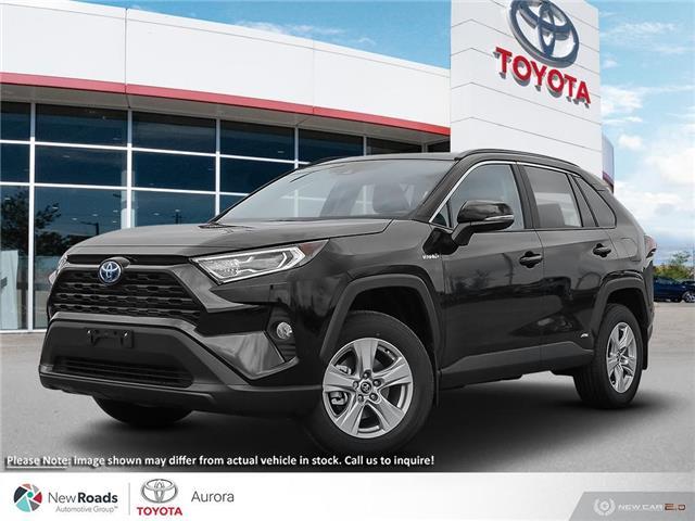2021 Toyota RAV4 Hybrid XLE (Stk: 32567) in Aurora - Image 1 of 23