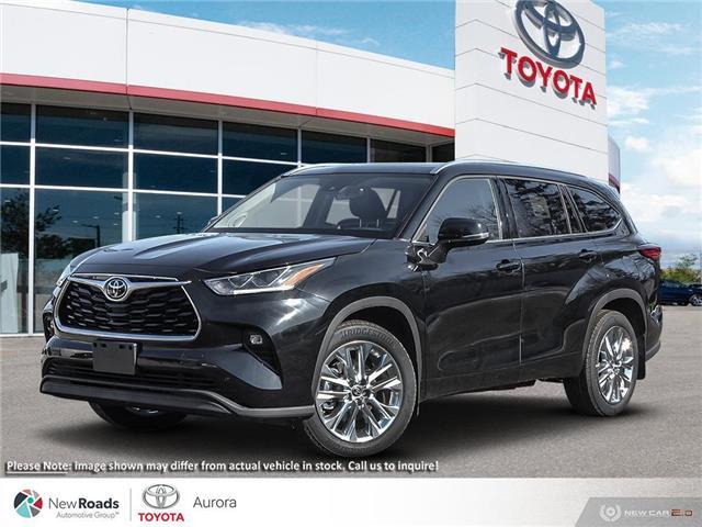 2021 Toyota Highlander Limited (Stk: 32534) in Aurora - Image 1 of 23