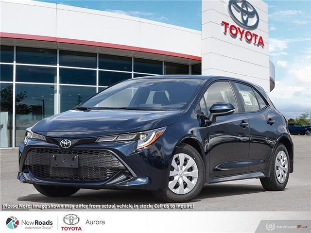 2021 Toyota Corolla Hatchback Base (Stk: 32404) in Aurora - Image 1 of 23