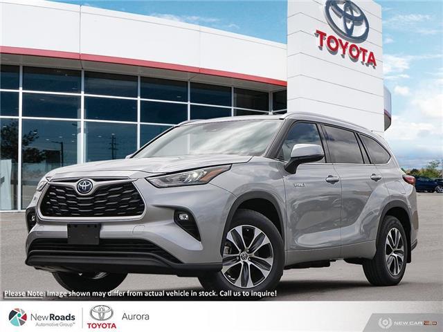2021 Toyota Highlander Hybrid XLE (Stk: 32614) in Aurora - Image 1 of 23