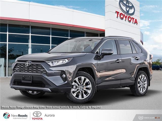 2021 Toyota RAV4 Limited (Stk: 32444) in Aurora - Image 1 of 23