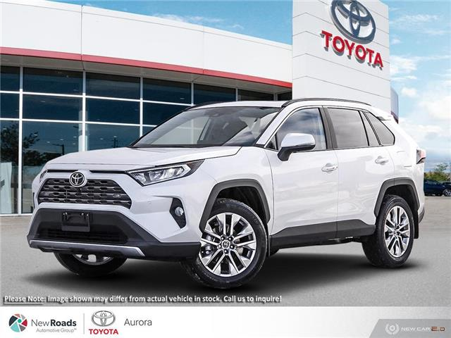 2021 Toyota RAV4 Limited (Stk: 32244) in Aurora - Image 1 of 23