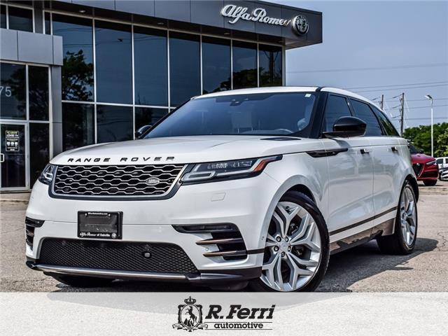 2018 Land Rover Range Rover Velar  (Stk: U647) in Oakville - Image 1 of 30