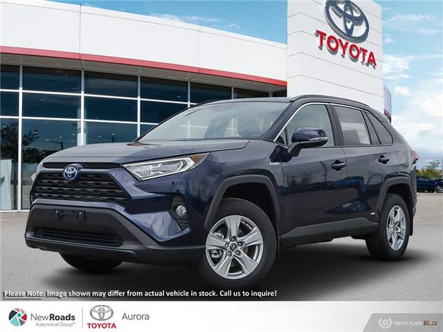 2021 Toyota RAV4 Hybrid XLE (Stk: 32656) in Aurora - Image 1 of 23