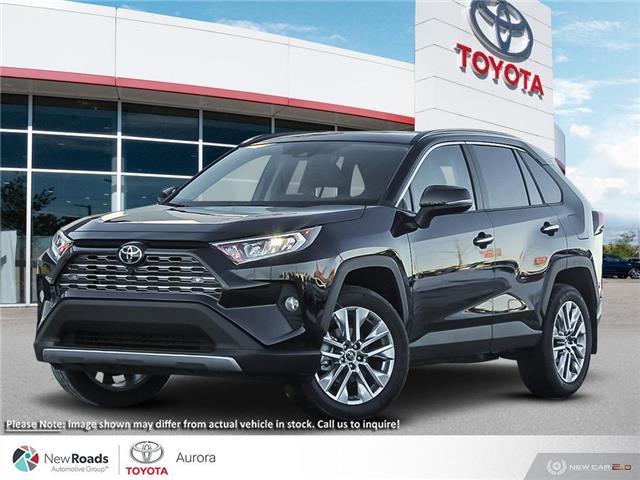 2021 Toyota RAV4 Limited (Stk: 32657) in Aurora - Image 1 of 23