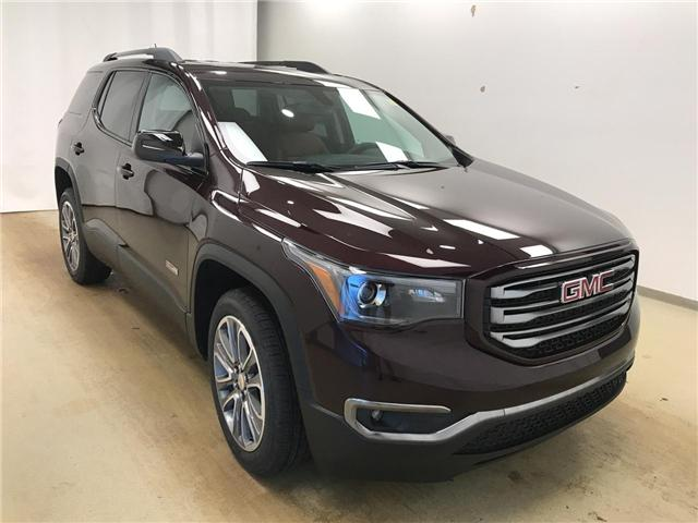2018 GMC Acadia SLT-1 (Stk: 187680) in Lethbridge - Image 1 of 19