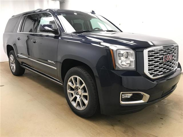 2018 GMC Yukon XL Denali (Stk: 187758) in Lethbridge - Image 1 of 19