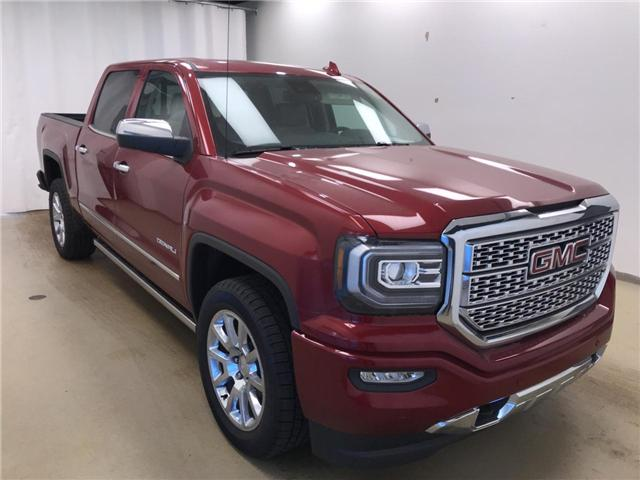 2018 GMC Sierra 1500 Denali (Stk: 186748) in Lethbridge - Image 1 of 19