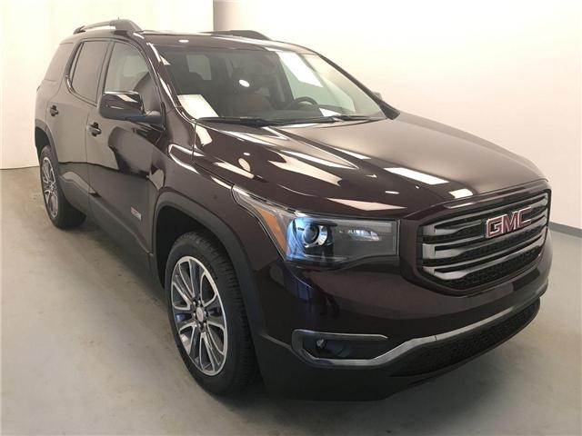 2018 GMC Acadia SLT-1 (Stk: 190359) in Lethbridge - Image 1 of 19