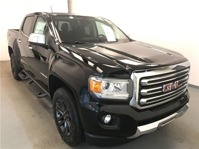 2018 GMC Canyon SLT (Stk: 190673) in Lethbridge - Image 1 of 19